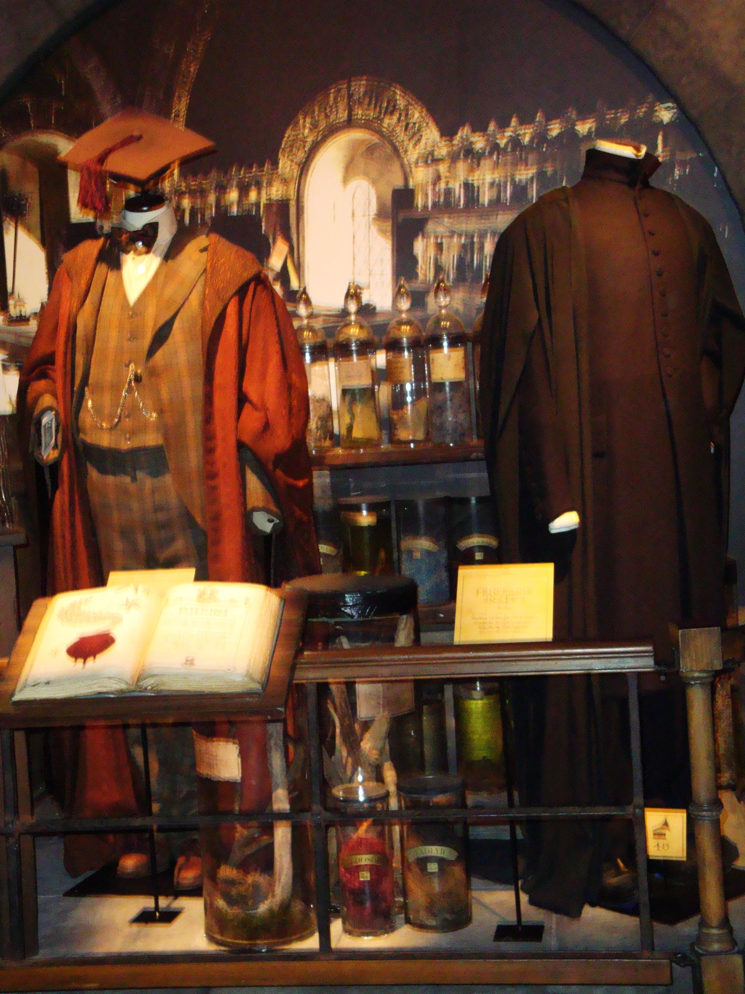 Harry Potter The Exhibition Dsc00764